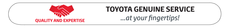 Toyota Service Training